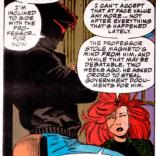 Jean Grey was right. (X-Men #28)