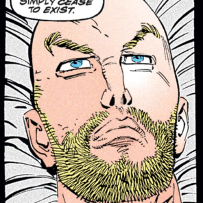 I bet he wouldn't be so depressed if he knew how good his depression beard looked! (Uncanny X-Men #209)