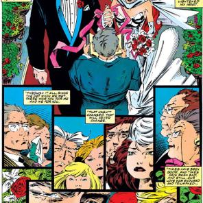 Perfect vows, part 1. (X-Men #30)