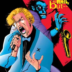 Sean Cassidy: banned from every karaoke bar on the east coast. (X-Men: The Wedding Album)