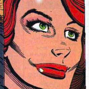 The second scariest face in this issue. (Uncanny X-Men #208)