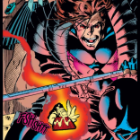 In case you were wondering whether Gambit was cool as a teenager: No. (X-Men #33)