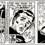 Laser cages, surprises, goblin gliders - this one's got it all! (Spider-Man: the newspaper comic strip)