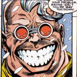 Guido's smile is his mask... (X-Factor #101)
