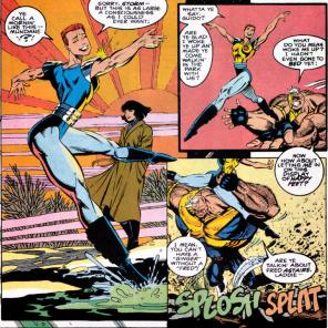 Not only does Rahne have her freedom and independence back, but she also has one of the best friendships in the Marvel Universe! (X-Factor #102)
