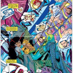 Oh, hey, Threnody! (X-Men #34)