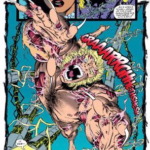 Ewwwwwwww. (X-Men #34)
