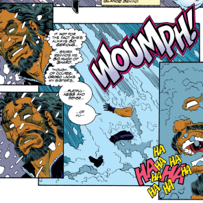 Aw. (X-Men #311)