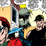 Seriously, though, why did they come along? (X-Force #34)