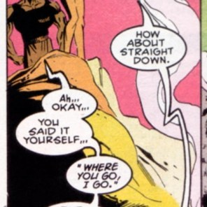 SOMEBODY REMEMBERED! KIND OF! I miss road trips. (X-Factor #103)