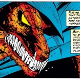 HE LOOKS LIKE A DINOSAUR OKAY (X-Force #38)