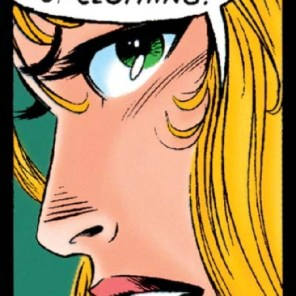 That's just... not true. Like, at all. (Excalibur #85)
