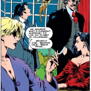 These are the most lackluster Lords Cardinal I've ever seen. (X-Man Annual #3)