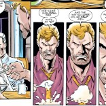 There is no rage like the rage of a man quietly spooning mashed potatoes onto plates. (Uncanny X-Men #219)