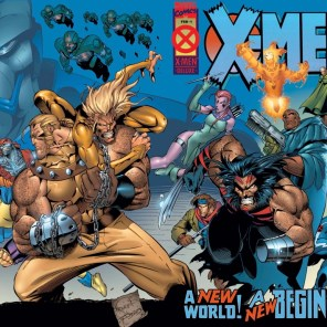 Not your mama's X-Men (unless she's from Earth-295). (X-Men: Alpha)