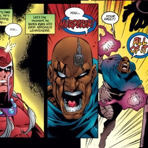 It's been a rough timeline for Bishop. (X-Men: Alpha)