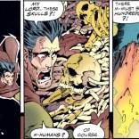 The first thing Apocalypse did upon seizing power was dissolve OSHA. (Astonishing X-Men #1)