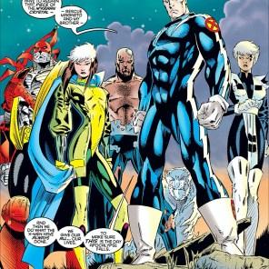 *raises lighter* (Amazing X-Men #4)