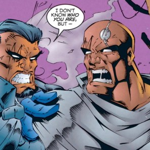 """Wait, are you the angry Claremontean narrator?!"" (X-Men: Omega)"