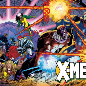 Trust us--it looks better on foil. (X-Men: Omega)