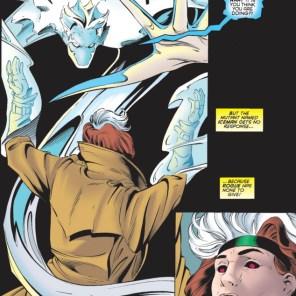 Hi, Rogue. (X-Men #42)
