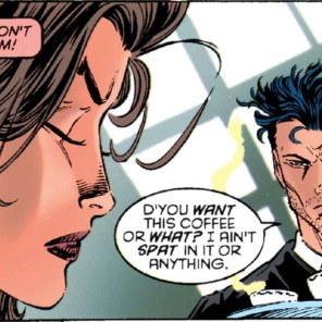 Really, who wouldn't fall for him? (Excalibur #87)