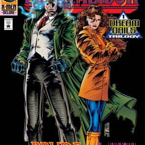 Cover > comic. (Excalibur #88)