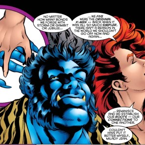 This friendship really never gets old. (X-Men Annual 1995)