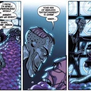 Mr. Veech and Nandy. (X-Babies: Stars Reborn #1)