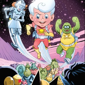 Planet Terry (Bowdlerized version). (X-Babies: Stars Reborn #1)