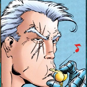 I'm sorry; I cannot accept this as Cable. (X-Force/Cable Annual 1995)