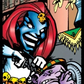 This gag was probably inevitable, honestly. (Pint-Sized X-Babies #1)