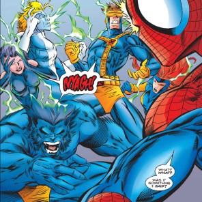 Also Tessa. (Spider-Man Team-Up #1)