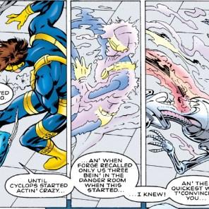 The plot thickens! (X-Men/ClanDestine #2)