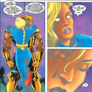 Ouch. (Uncanny X-Men Annual 1996)