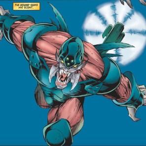 Oh, THAT guy, again. (Uncanny X-Men Annual 1996)