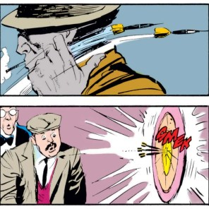 Darts with Patch. (Wolverine #11)