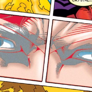 THE EYEBROWS OF TRUTH! (Fantastic Four #415)