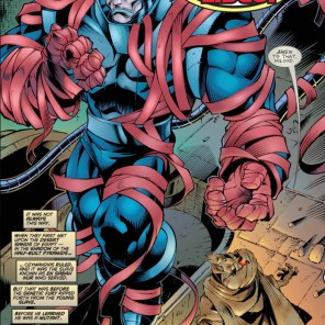 In Apocalypse's defense, this is also roughly what I wear to sleep. (Uncanny X-Men #335)
