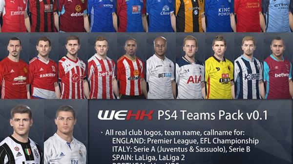 wehk-ps4-teams-pack
