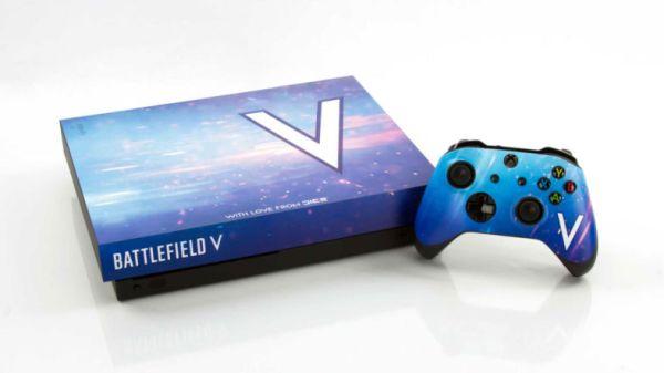 xbox one battlefield v