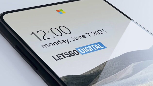 Microsoft to Bring Under-Display Camera for Phones and Tablets