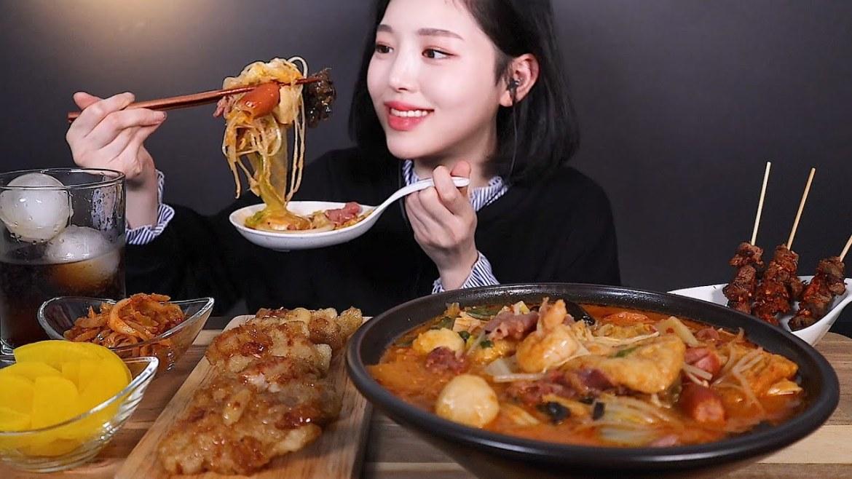 Xplode LIAO_Mukbang_Eat With Boki