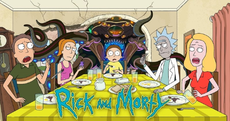 Xplode LIAO_瑞克和莫蒂_动画_rick and morty