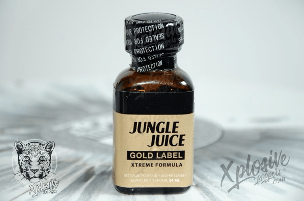 Poppers Jungle Juice Gold Label Xtrem Formula 24ml