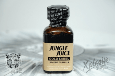 Poppers Jungle Juice Gold Label Xtrem Formula 24ml