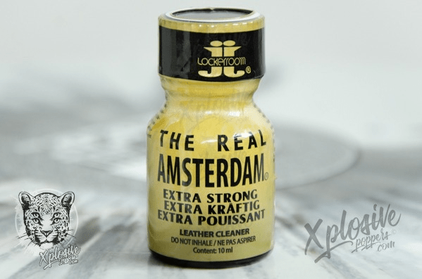 Poppers the real amsterdam locker room 10ml