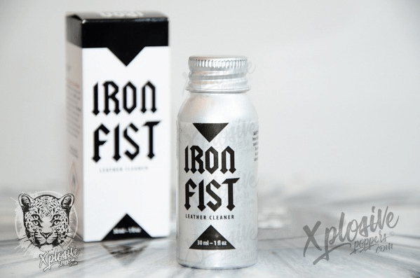 PROMO !! POPPERS IRON FIST 30ml | Pas Cher