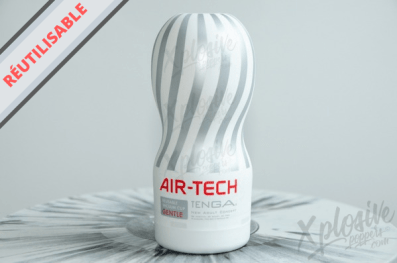 Masturbateur tenga air-tech gentle