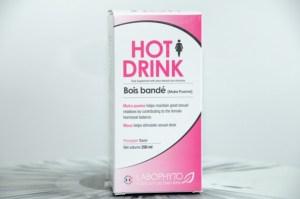 Hot Drink Bois Bandé - Stimulant Sexuel